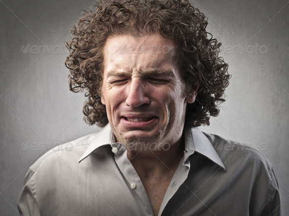 Cry - Stock Photo - Images
