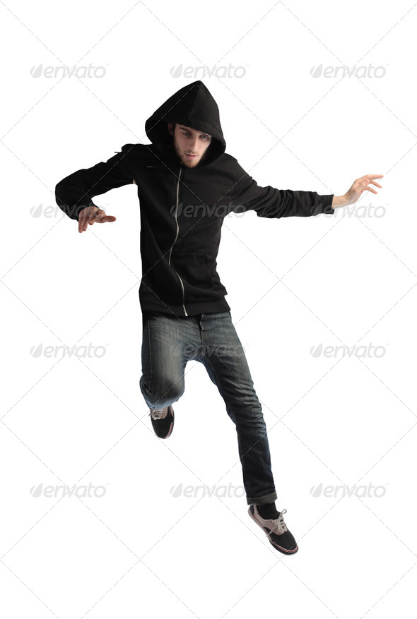 Jump - Stock Photo - Images