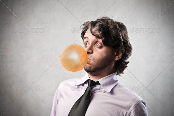 Chewing Gum - Stock Photo - Images