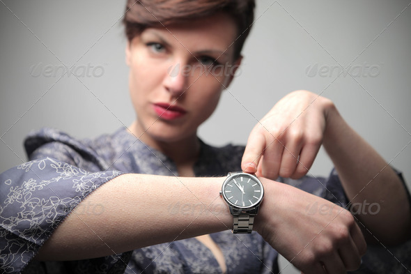 It's Late - Stock Photo - Images