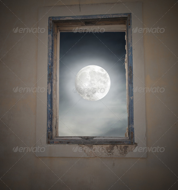 The Moon - Stock Photo - Images