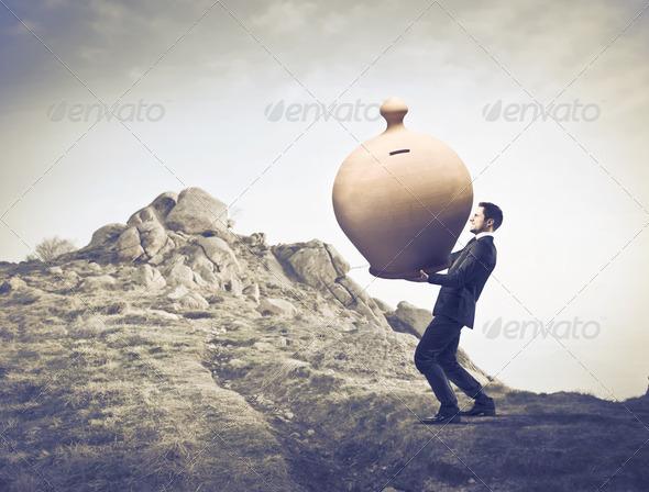 Savings - Stock Photo - Images
