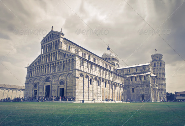 Pisa Duomo - Stock Photo - Images