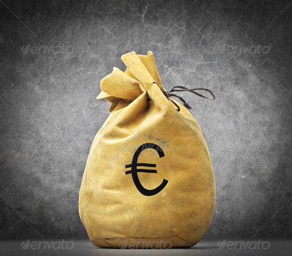 Money Sack - Stock Photo - Images