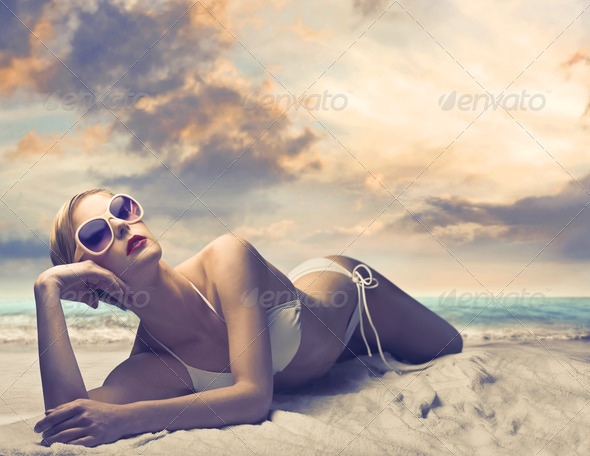 Vogue Sea - Stock Photo - Images