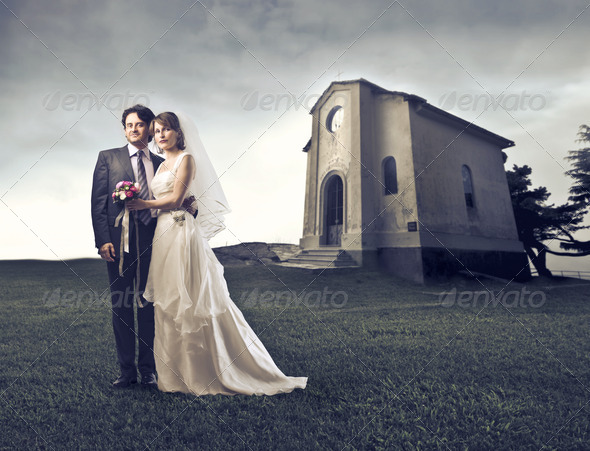 Marriage - Stock Photo - Images