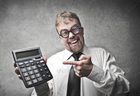 Business Calculator - Stock Photo - Images