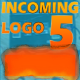 Incoming Logo 5 - AudioJungle Item for Sale