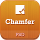 Chamfer - One Page Creative Portfolio - ThemeForest Item for Sale