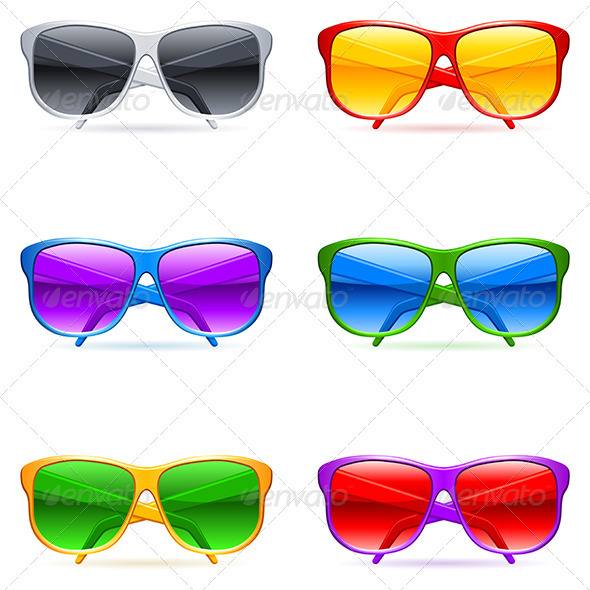 Sunglasses - Objects Vectors