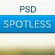 Spotless - PSD Template - ThemeForest Item for Sale
