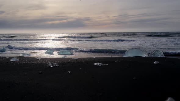 Jokulsarlon's Diamonds