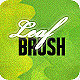 Leaf Brush Set With 3 HQ PSD resource - GraphicRiver Item for Sale
