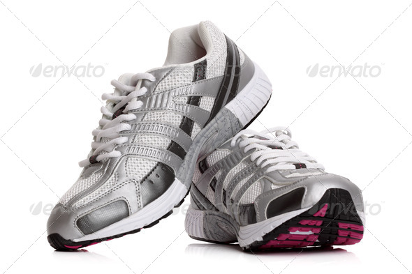 Sport shoes - Stock Photo - Images