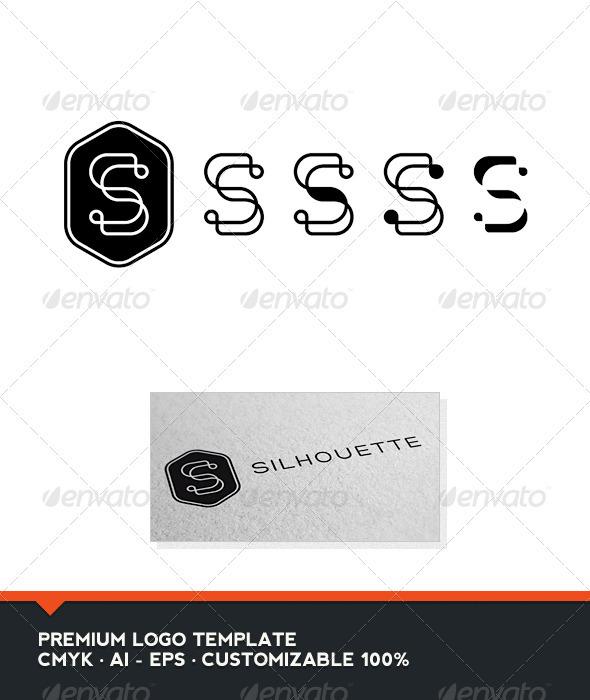 Pack Letter S Logo - Letters Logo Templates