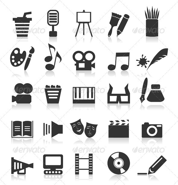 Art Icon 2 - Miscellaneous Vectors
