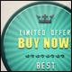 Premium Badges - Vol.3 - GraphicRiver Item for Sale