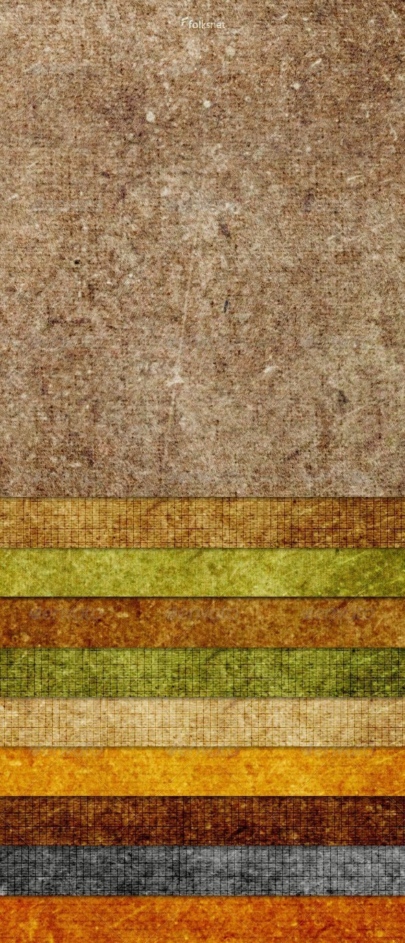Grunge Paper Set 2 - Paper Textures