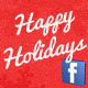 Happy Holiday Facebook Template Nulled