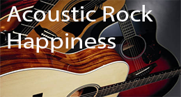 Acoustic Rock Happiness