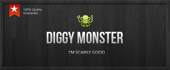 Diggymonster profileimg