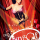Burlesque Night Flyer - GraphicRiver Item for Sale