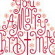 Typographic Christmas Trees Vector - GraphicRiver Item for Sale