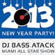 New Year Party Vinyl Flyer - GraphicRiver Item for Sale