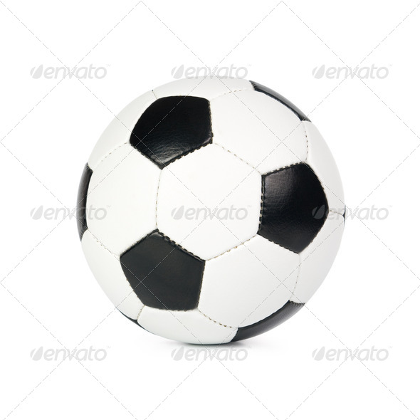 Classic football - Stock Photo - Images