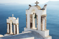 Small belltowers in Oia - PhotoDune Item for Sale