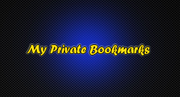 My Private Bookmarks