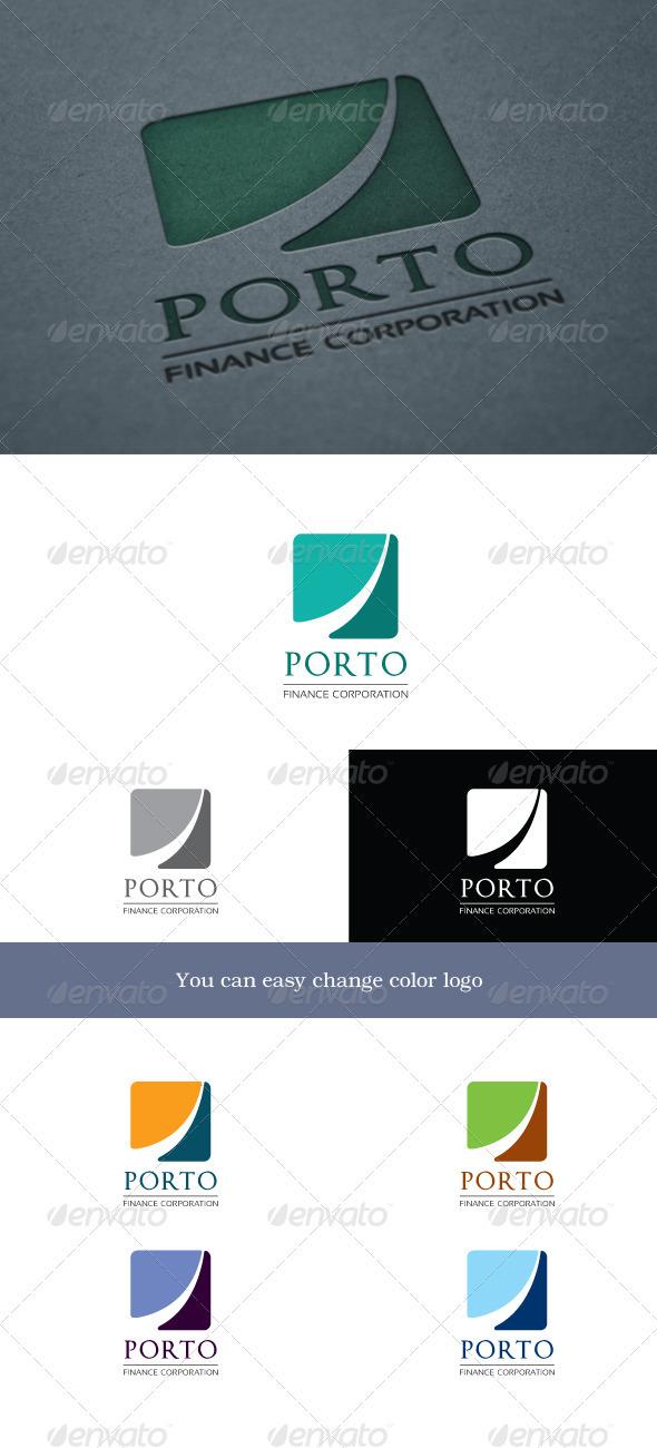 Porto - Abstract Logo Templates