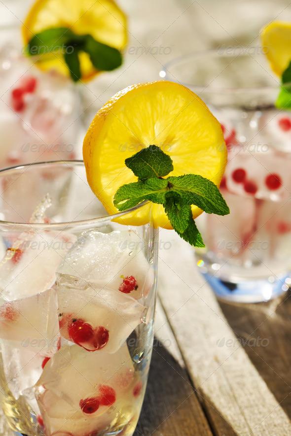 Fresh lemonade - Stock Photo - Images