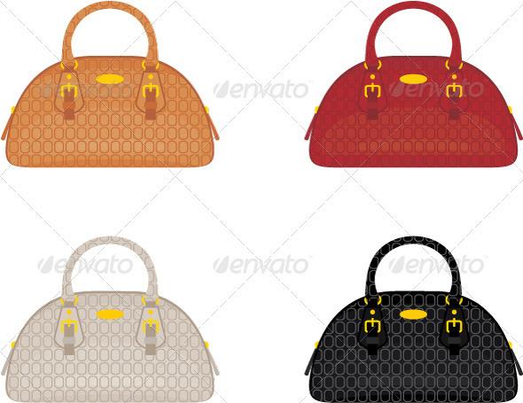 Designer female bags - Commercial / Shopping Conceptual