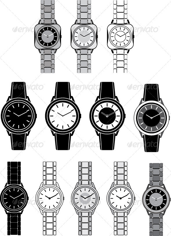 Image of a female watch - Commercial / Shopping Conceptual