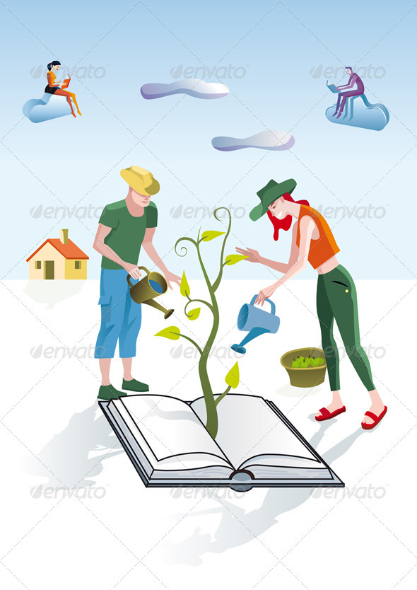 Books Gardeners - Communications Technology