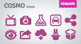 Cosmo icons