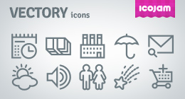 Vectory icons