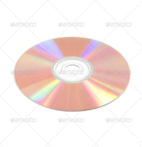 CD disks. - Stock Photo - Images