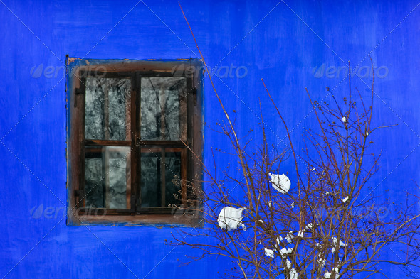 Closed window - Stock Photo - Images