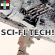 Spaceship Landing Gear