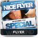 Special Week Flyer Template - GraphicRiver Item for Sale