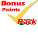 Bonus Points Pack - AudioJungle Item for Sale