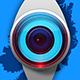Camera App Icon - GraphicRiver Item for Sale