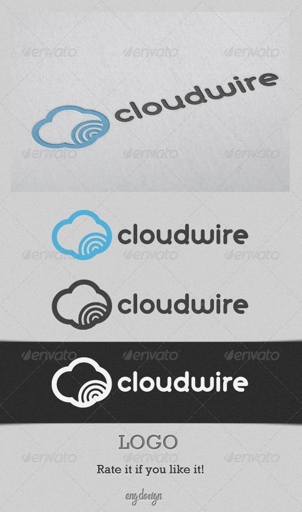 cloudwire - Symbols Logo Templates