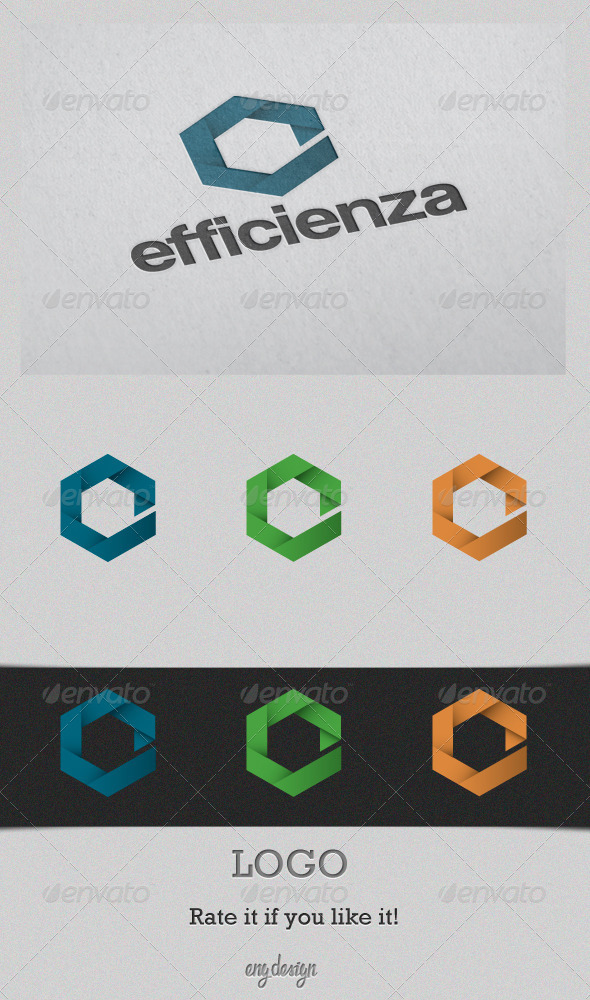 Efficienza - Abstract Logo Templates