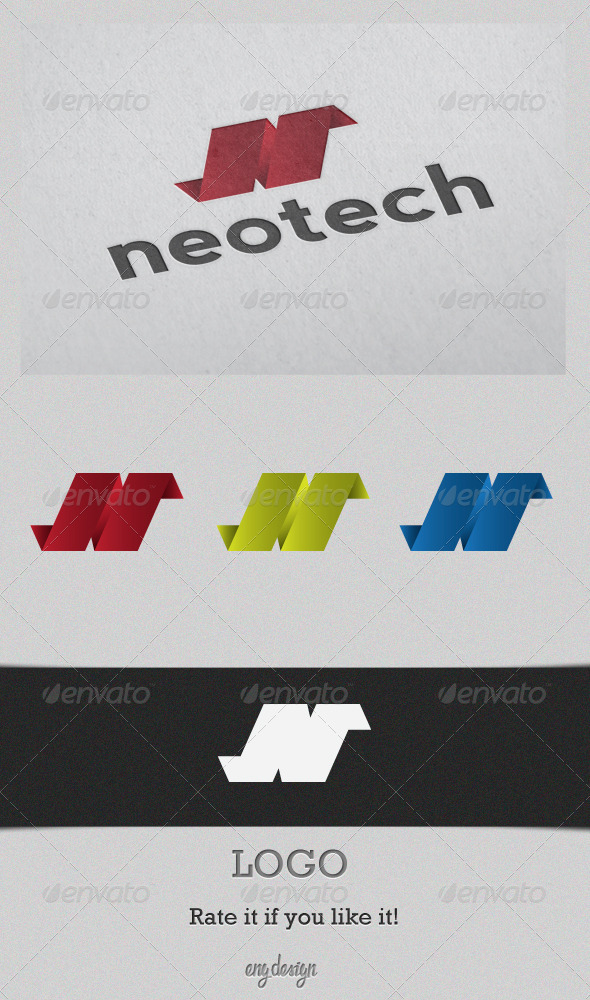 Neotech - Letters Logo Templates