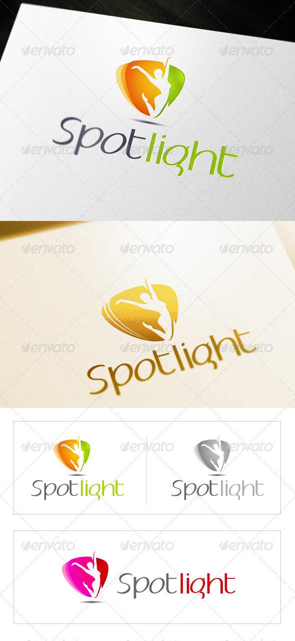 SpotLight - Humans Logo Templates