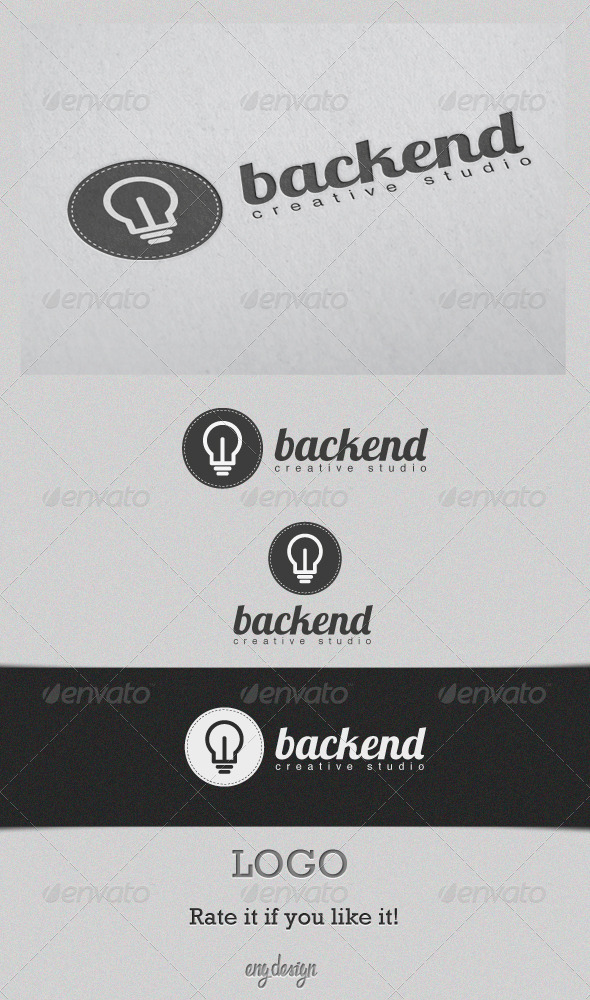 backend - Symbols Logo Templates