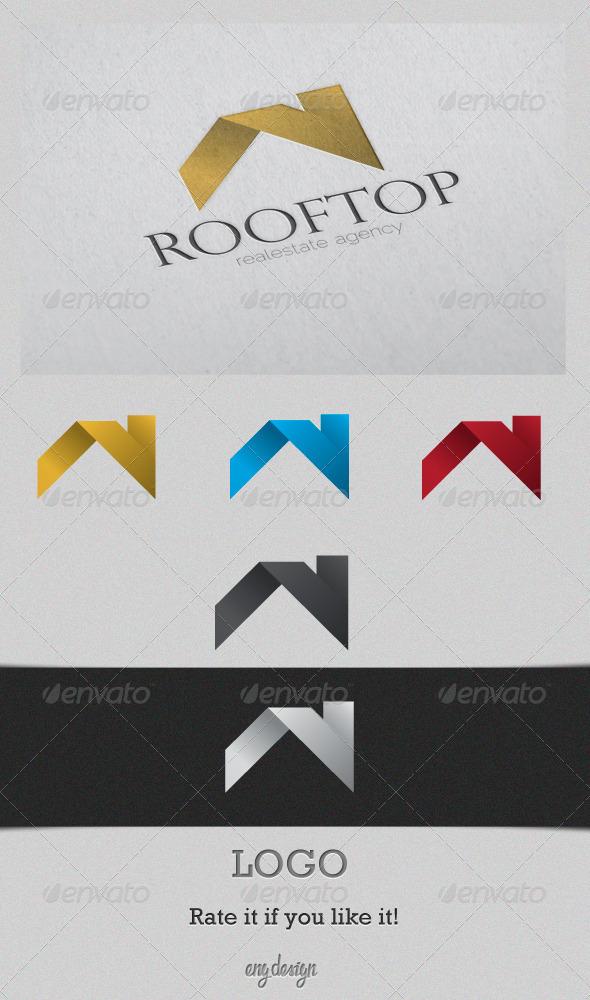 Rooftop - Symbols Logo Templates